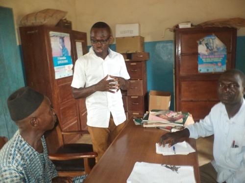 ACOMIN Malaria Project