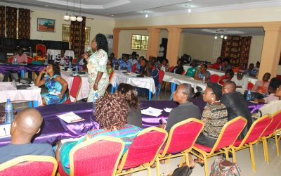 ZONAL CONSULTATIONS ON NATIONAL GENDER ACTION PLAN FOR NIGERIA, SOUTH-EAST ZONE.