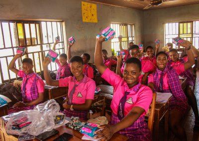 Menstrual Hygiene Project #AlwaysNigeria