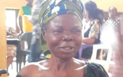 DOVENET repaired a woman with 50years Fistula