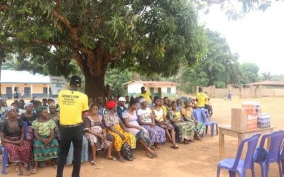 ORON-AMAGU & IGWELEDOHA COMMUNITIES RECEIVES ENLIGHTENMENT ON OBSTETRIC FISTULA